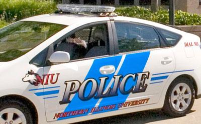 """NIU Police car"""