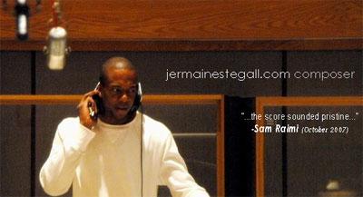 Jermaine Stegall