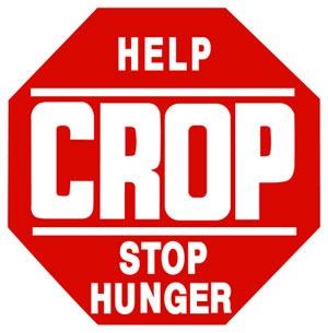 Help CROP Stop Hunger logo