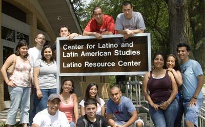 Center for Latino and Latin American Studies/Latino Resource Center