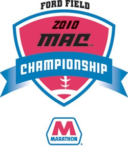 Logo of the 2010 MAC Championship