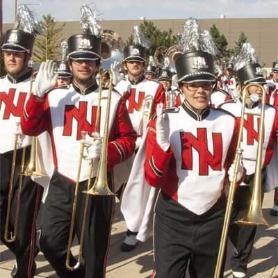 NIU Huskies Marching Band