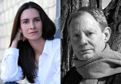 Lucia Matos and James Tucker