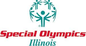 Logo of the Special Olympics Illinois