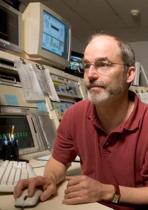 Gerald C. Blazey. Credit: Fermilab
