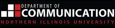 NIU Department of Communication logo