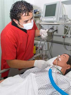 Human Patient Simulation lab