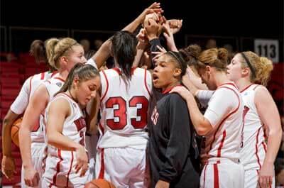 NIU Huskies women's basketball