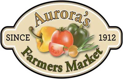 Aurora's Farmers Market logo