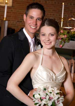 Mark and Cheryl Sweeney