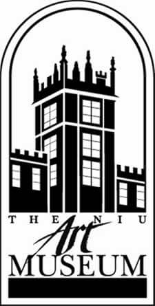 NIU Art Museum logo