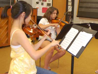 CSA string players
