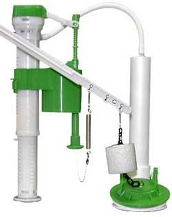 Aqua Mizer Adjustable Flush System