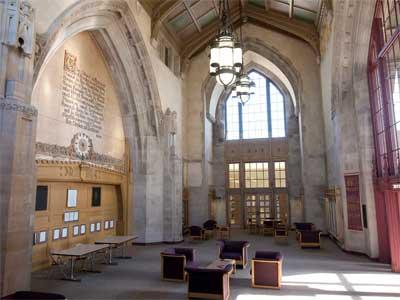 Swen Parson Hall