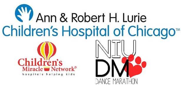 NIU Dance Marathon logos