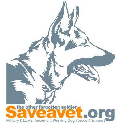 Saveavet.org logo
