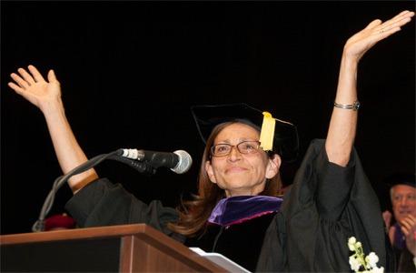 Dean Jennifer Rosato Perea