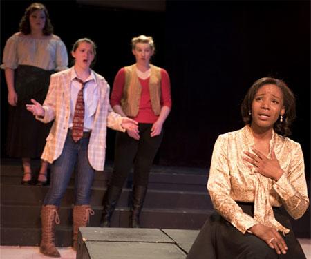 NIU School of Theatre and Dance: Comedy of Errors