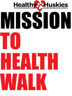 Healthy Huskies Mission to Health Walk