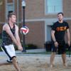Sand volleyball at NIU