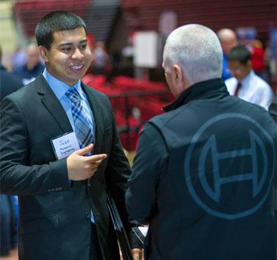 NIU Career Fairs-Spring 2015