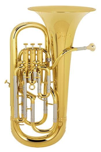 Photo of a baritone horn