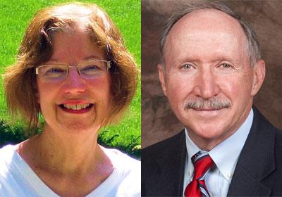 Elizabeth Kahn and Thomas McCann