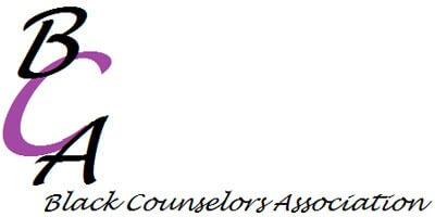 Black Counselors Association logo