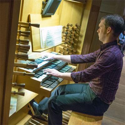 NIU's Martin Ott organ: Opus 17, 1983