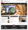Homepage Screen Capture