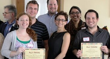 Ally Award Winners 2010