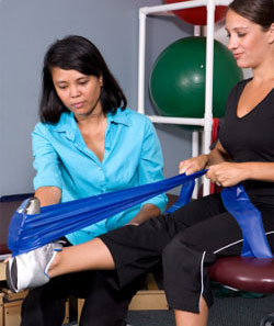 """""""Physical therapy"""""""