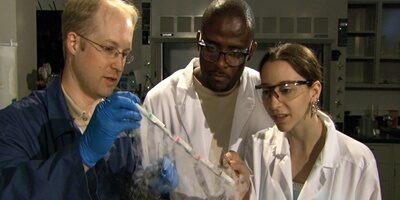Assistant Biochemistry Professor James Horn