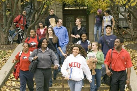 NIU has released Fall 2010 enrollment numbers.