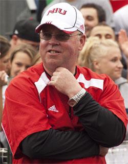 Coach Jerry Kill