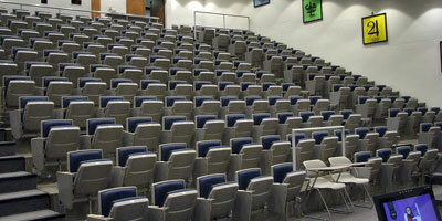 Faraday lecture hall