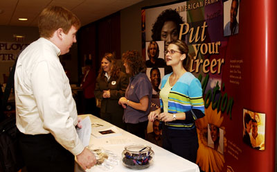 NIU Career Fairs