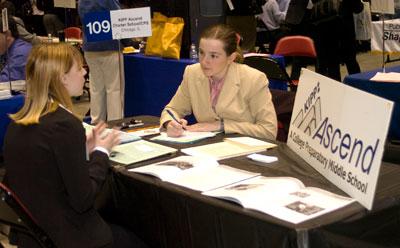 NIU Career Fairs