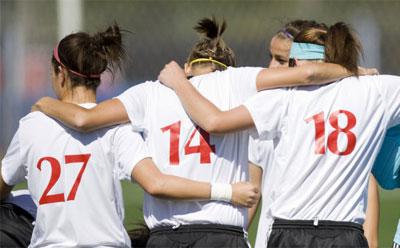 NIU women's soccer