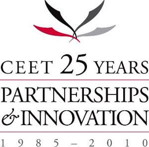 CEET - 25 years - Partnerships & Innovation - 1985-2010