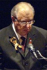 President John Peters