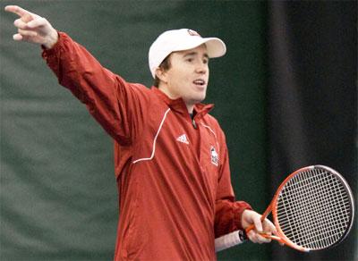 Huskie men's tennis