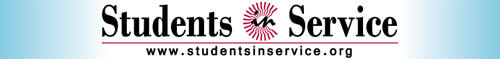Students in Service logo