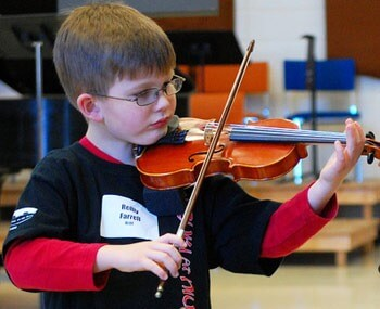 Reilly Farrell of DeKalb will be one of 54 performers Saturday, Nov. 20, at the Barnes and Noble book fair and recital.