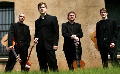 The Georgia Guitar Quartet