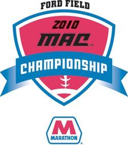 Logo of the 2010 MAC Championship