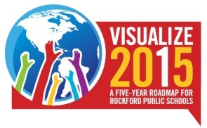 Visualize 2015 - A Five-Year Roadmap for Rockford Public Schools