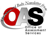 Toolkit - The Nuts and Bolts Newsletter from Office of Assessment Services
