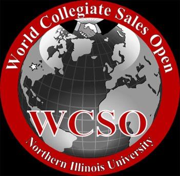 World Collegiate Sales Open logo