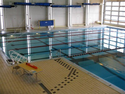 Anderson Hall pool